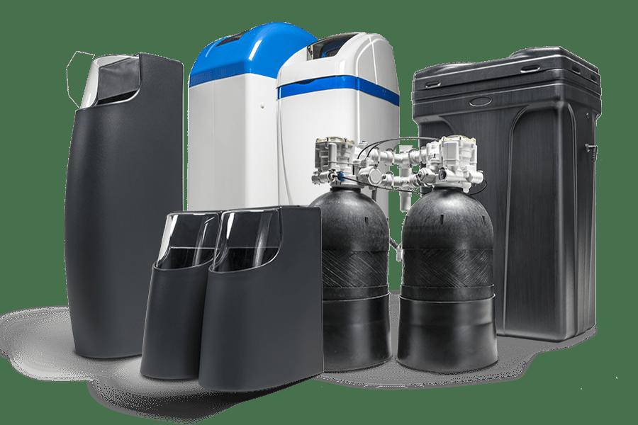 adoucisseurs d'eau Aqua 2000